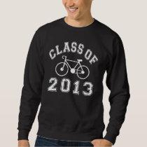 Class Of 2013 Cyclist Sweatshirt