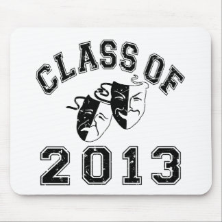 Class Of 2013 Drama Mouse Pad