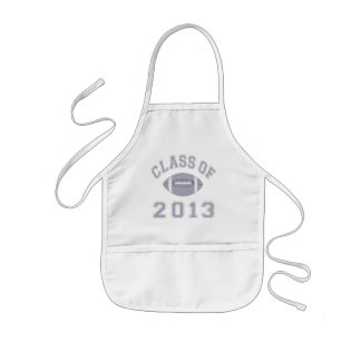 Class Of 2013 Football Aprons