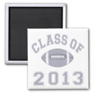 Class Of 2013 Football Magnets