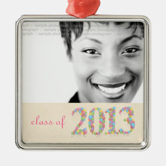 Class of 2013 Girls Senior Photo Pictures Ornament