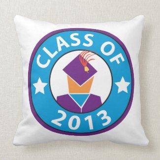 Class of 2013 Grad Pillows