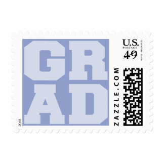 Class Of 2013 Graduate Invitations Ceil Postage Stamp
