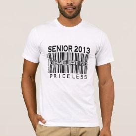 Class of 2013 - Graduating Priceless - Apparel T-Shirt
