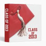 "Class of 2013 Graduation 1"" Photo Album Binder"