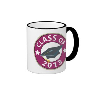 Class of 2013 Graduation Coffee Mug