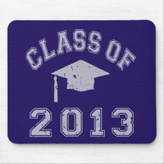 Class Of 2013 Graduation - Grey Mouse Pad