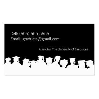 Class of 2013 Graduation Name Card Business Card Template