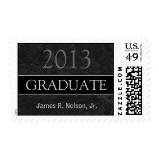 Class of 2013 Graduation Postage Stamp