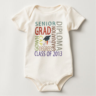 Class of 2013 Graduation Romper