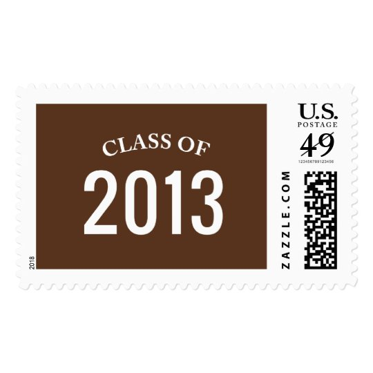 Class of 2013 Graduation Stamps