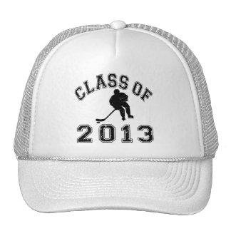 Class Of 2013 Hockey - Black 2 Trucker Hat