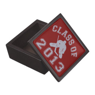 Class Of 2013 Hockey Goalie Gift Box
