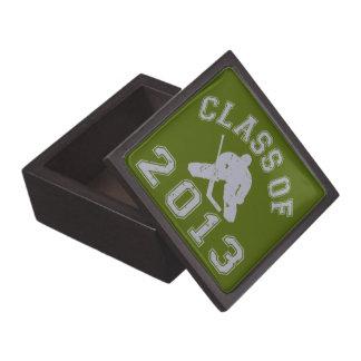 Class Of 2013 Hockey Goalie Jewelry Box