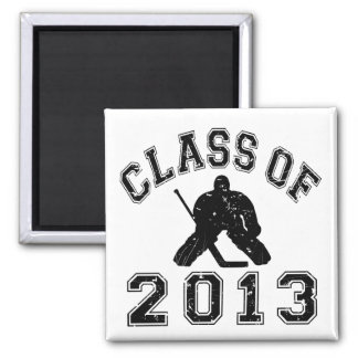 Class Of 2013 Hockey Goalie Refrigerator Magnet