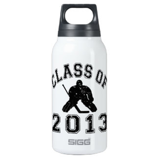 Class Of 2013 Hockey Goalie Thermos Bottle