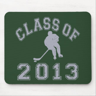 Class Of 2013 Hockey - Grey 2 Mouse Pad