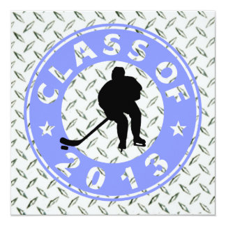 Class Of 2013 Hockey Invitation