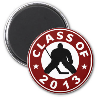 Class Of 2013 Hockey Refrigerator Magnet
