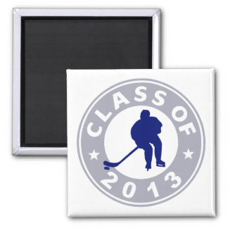Class Of 2013 Hockey Magnet