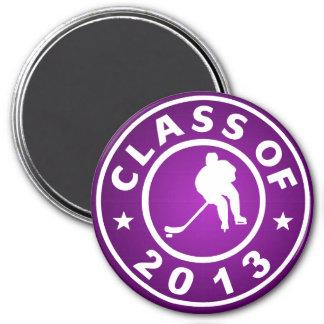 Class Of 2013 Hockey Refrigerator Magnets