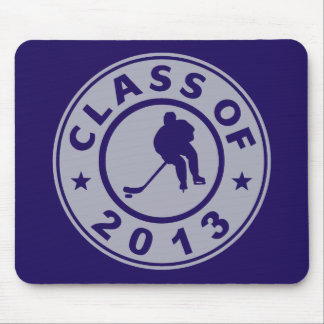 Class Of 2013 Hockey Mouse Pad
