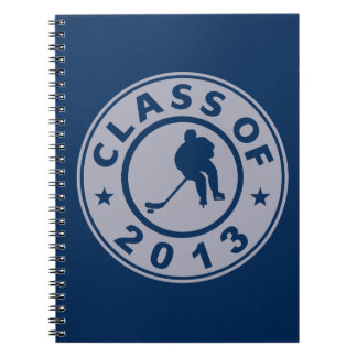 Class Of 2013 Hockey Notebooks