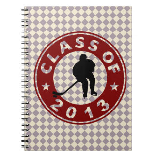 Class Of 2013 Hockey Note Book
