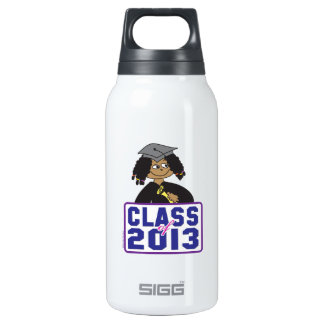 Class of 2013 insulated water bottle