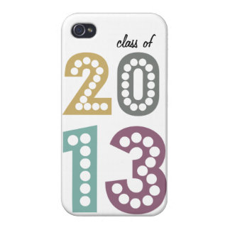 Class of 2013 iPhone 4 cases