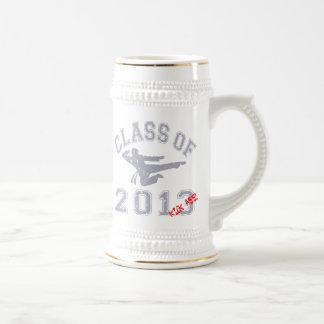 Class Of 2013 Kick-ASS Beer Stein