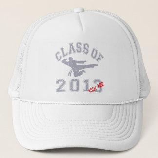 Class Of 2013 Kick-ASS - Grey 2 D Trucker Hat