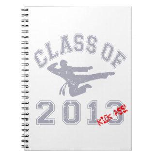 Class Of 2013 Kick-ASS Notebook