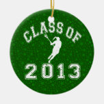 Class Of 2013 Lacrosse Christmas Ornaments