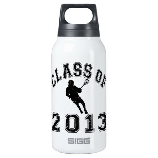 Class Of 2013 Lacrosse Insulated Water Bottle