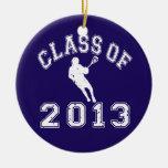 Class Of 2013 Lacrosse Ornament