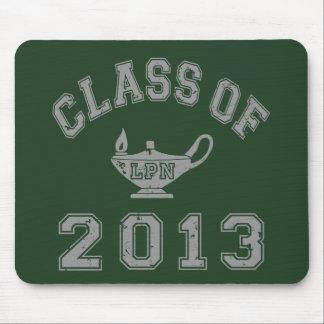 Class of 2013 LPN - Grey 2 Mouse Pad