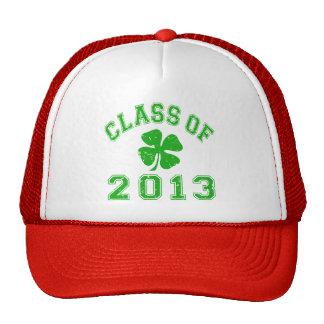 Class Of 2013 - Lucky Shamrock Trucker Hat