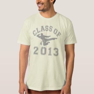Class Of 2013 Martial Art - grey 2 Tee Shirt
