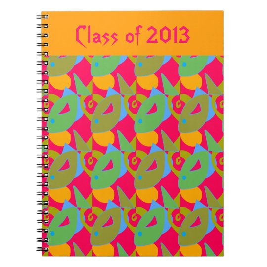 Class of 2013 Notebook