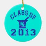 Class Of 2013 Pharmacist Ceramic Ornament