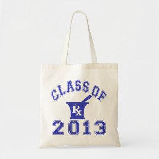 Class Of 2013 Pharmacist Tote Bag