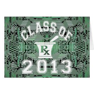 Class Of 2013 Pharmacy Card