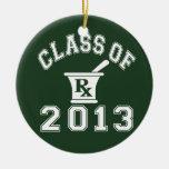 Class Of 2013 Pharmacy Ceramic Ornament