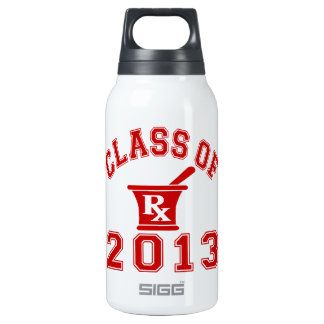 Class Of 2013 Pharmacy Insulated Water Bottle