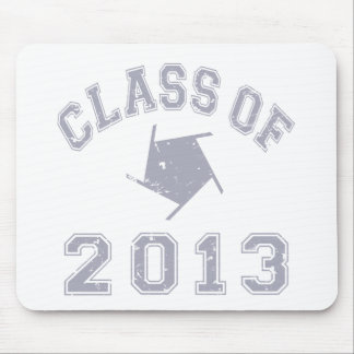 Class Of 2013 Photography - Grey 2 Mouse Pad