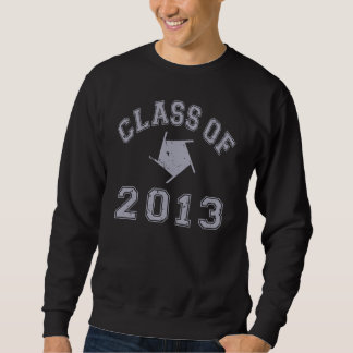 Class Of 2013 Photography - Grey 2 Pullover Sweatshirt