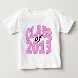 Class of 2013 Pink Tee Shirt