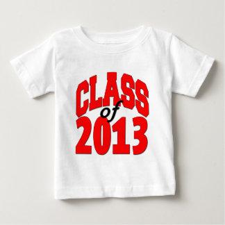 Class of 2013 (red) tee shirt