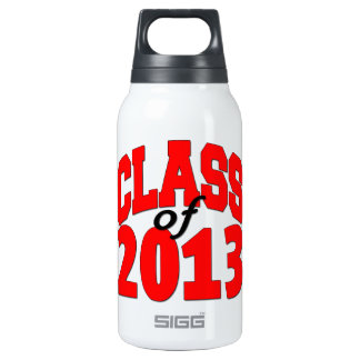 Class of 2013 (red) thermos bottle